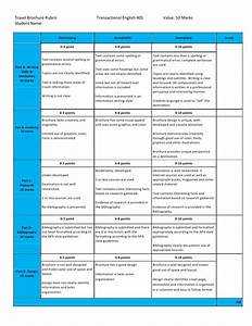 Solar System Brochure Rubric - Pics about space