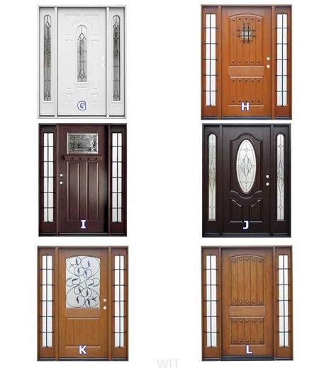 exterior front doors fiberglass front entry doors redlands