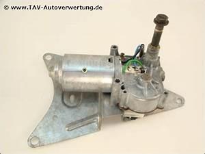 Renault Wiper Motor