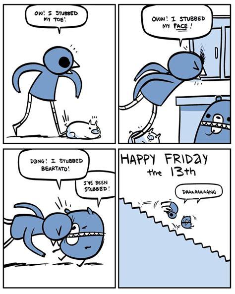 Friday 13th Jokes Quotes