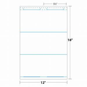 Table Top Tent Template - How to print table tents