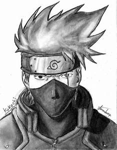 Kakashi Hatake by juannando12 on DeviantArt