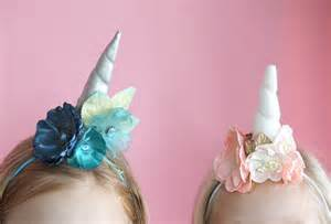 no slip headbands how to make a unicorn headband diy