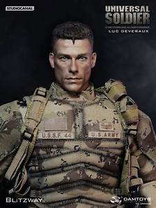 READY! BLITZWAY DMS002 UNIVERSAL SOLDIER LUC DEVERAUX JEAN ...