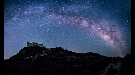 How Photograph Retouch The Milky Way Plp