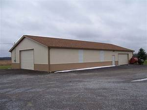commercial knepp buildings inc With 40x80 metal building house