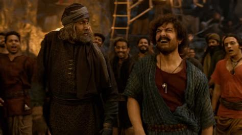 Aamir Khan's Thugs Of Hindostan Disappoints Box Office