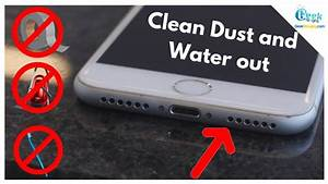 How Do U Get Water Out Of Your Phone Speaker