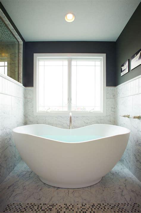 standing tub designed kohler haven home