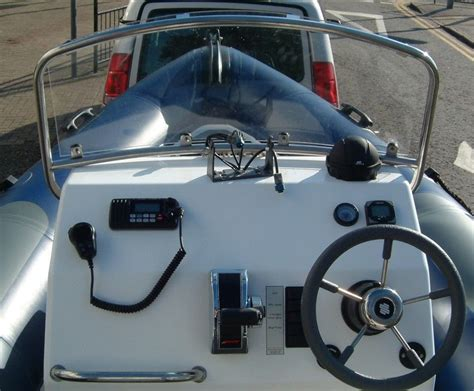 Rib Boat Console by Xs Ribs Windscreens Spray Shield Screen For Boat Consoles