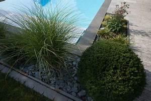 inspirations deco 6 idees damenagements autour dune With exceptional amenagement jardin autour piscine 5 une cascade dans votre piscine