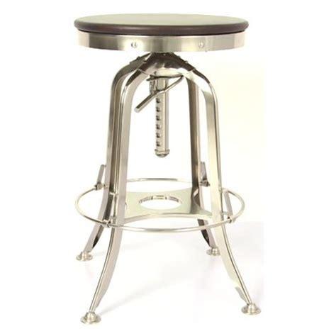 vintage toledo wood and iron kitchen bar stool buy bar stools