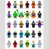 Lego Marvel Characters | 789 x 1013 jpeg 155kB
