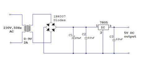 circuits   power supply   ic   ac