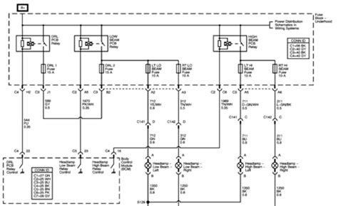 2006 Grand Prix Headlight Wiring Diagram 2006 grand prix headlight wiring diagram diagram auto
