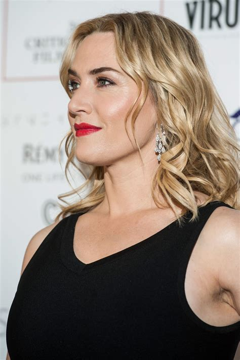 Eternal sunshine of the spotless mind. KATE WINSLET at London Critic's Circle Film Awards 01/17/2016 - HawtCelebs