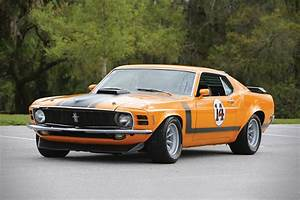 Auction Block: 1970 Ford Mustang Boss 302 | HiConsumption