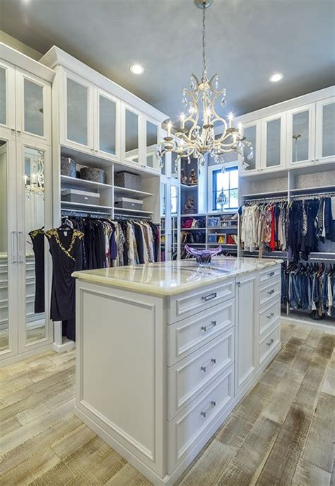 suits cabinets and the closet on