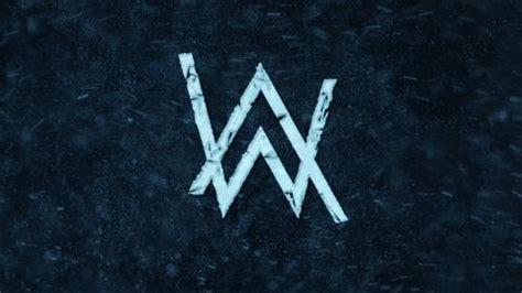 Alan Walker Logo  X Games Norway