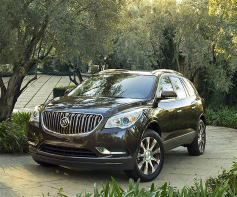 buick enclave configurations review release date