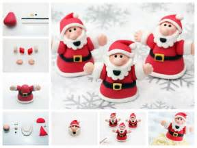 butterfly cake toppers how to diy fondant santa claus cake decorations