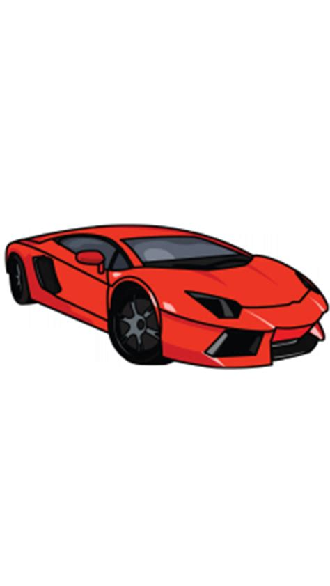 lamborghini sketch easy how to draw lamborghini aventador a car easy step by