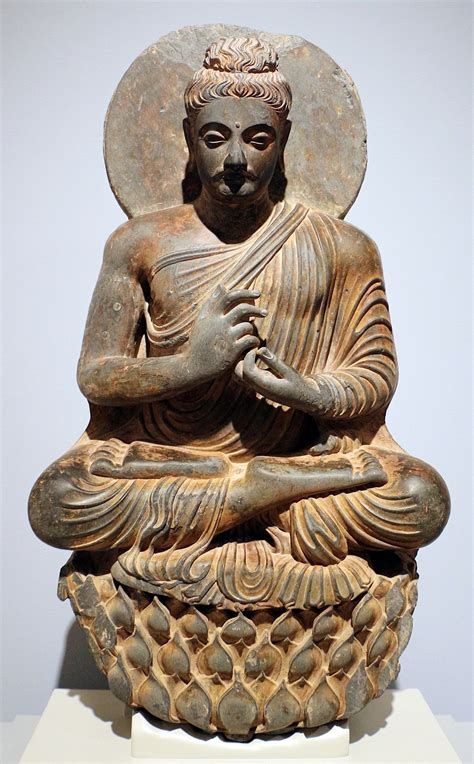 He is believed to have lived and taught in northeastern india sometime between the sixth and fourth centuries bce. File:Gandhara, periodo kushan, buddha, II-III secolo.jpg - Wikimedia Commons