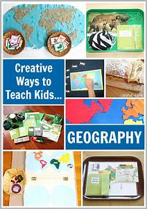 Creative Geography Activities for Kids | Social Studies ...