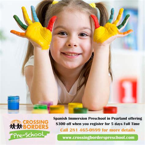 crossing borders preschool preschools me houston child development tx 397