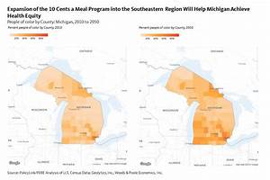 Chart Of The Week Michigan S 10 Cents A Meal For School