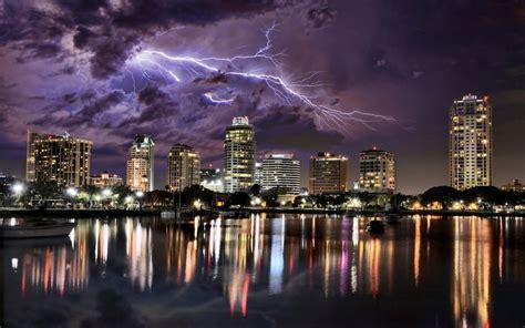lightning city hd