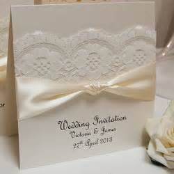 lace wedding invitations lace handmade wedding invitations and matching lace wedding stationery with a vintage theme from