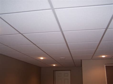 Lowered Ceiling Ideas by How To Install A Suspended Ceiling