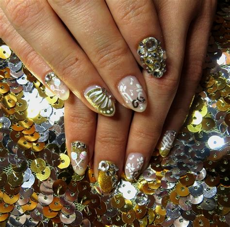 mariah carey opi  top nail artist nail art gallery