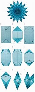 Papiersterne Falten Anleitung Kostenlos : die besten 25 origami sterne ideen auf pinterest diy origami papiersterne und origami ~ Buech-reservation.com Haus und Dekorationen