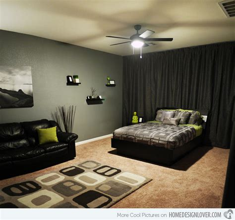 mens bedroom ideas 15 cool boys bedroom designs collection home design lover