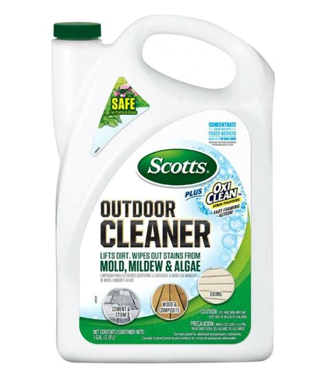 scotts   liquid oxi clean outdoor cleaner