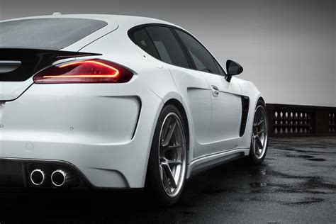 Porsche Tuning: 2014 Porsche Panamera Stingray Gtr By Topcar
