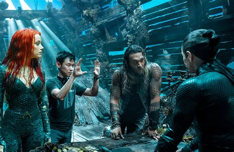 Check Out Lots Of New Photos From The Aquaman Movie