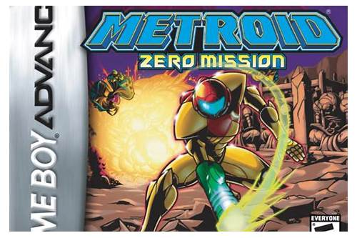 metroid gba free download