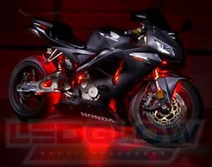 Image Gallery ninja motorcycle neon light