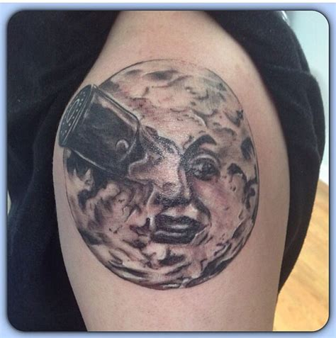george melies tattoo 31 best images about au claire de lune on pinterest