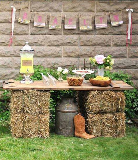 20 attractive and unique outdoor wedding bar ideas