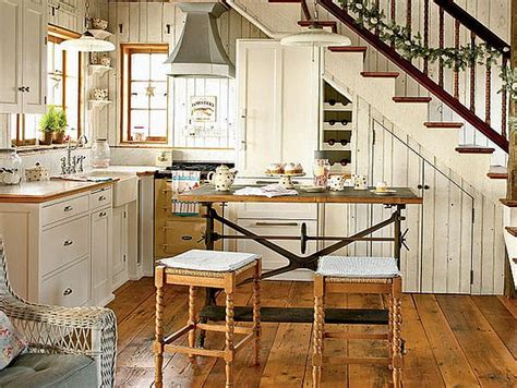 country cottage kitchens decorating with a country cottage theme 2699