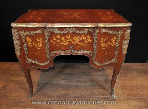 bureau louis xv occasion antique louis xv knee desk writing table bureau 1920