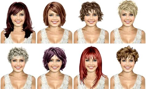 Try On Different Hairstyles Online