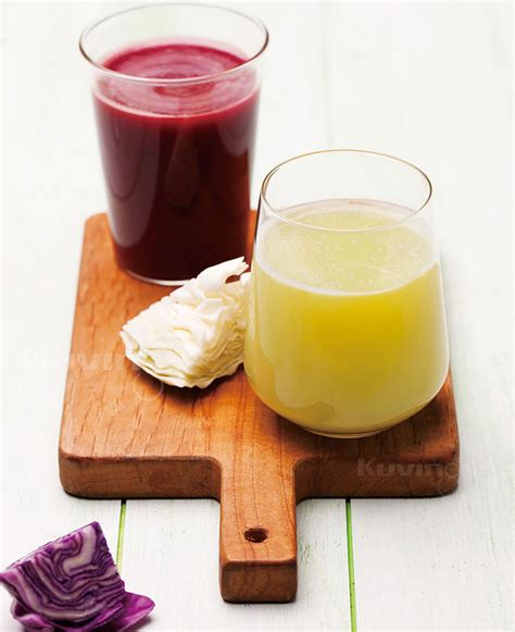 juice cabbage kuvings