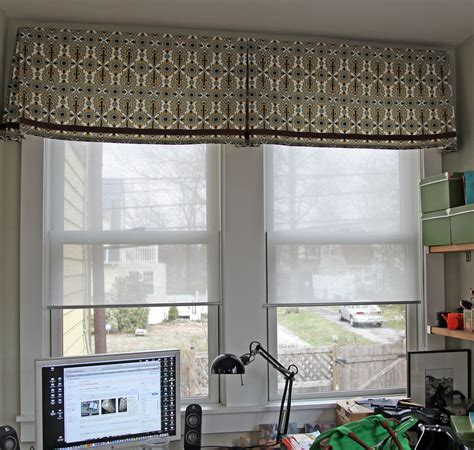 curtains for dining room ideas contemporary window valances updating your interior