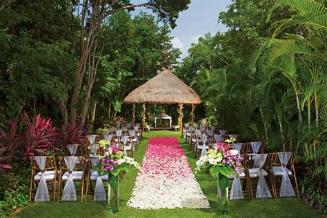 Weddings At Dreams Tulum Resort And Spa