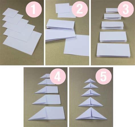 weihnachtskarten basteln anleitung weihnachtskarten selbst basteln anleitung dekoking 3 karten origami cards